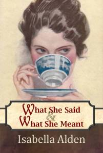 Cover_What She Said