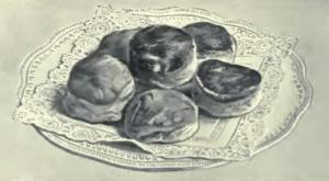 Mrs Beeton_Rolls and Cakes edited square