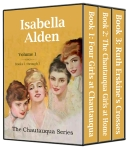 Cover Box Set books 1-3