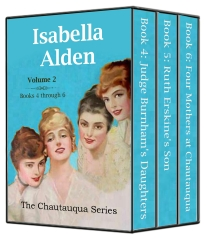 Cover Box Set books 4-6