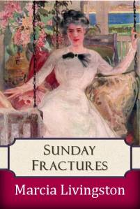 Cover-Sunday Fractures by Marcia Livingston