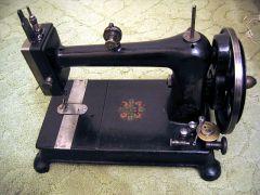Davis domestic sewing machine circa 1890