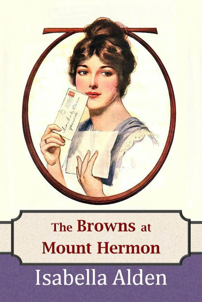 Cover of The Browns at Mount Hermon