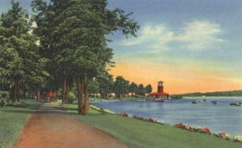 Chautauqua Lake 1943 edited