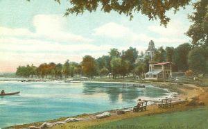 Chautauqua Bay 1908.