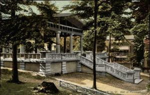 Chautauqua Hall of Philosophy 1908 edited