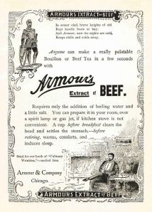 Armour's print ad 1895