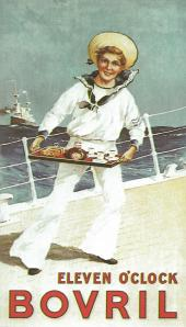 Bovril Sailor ad 1903
