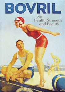 Bovril Swimmers