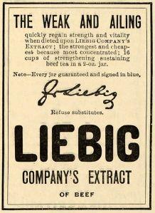 Liebig ad 1899