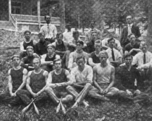 Image of a Chautauqua ExerciseClass in Physical Education 1913