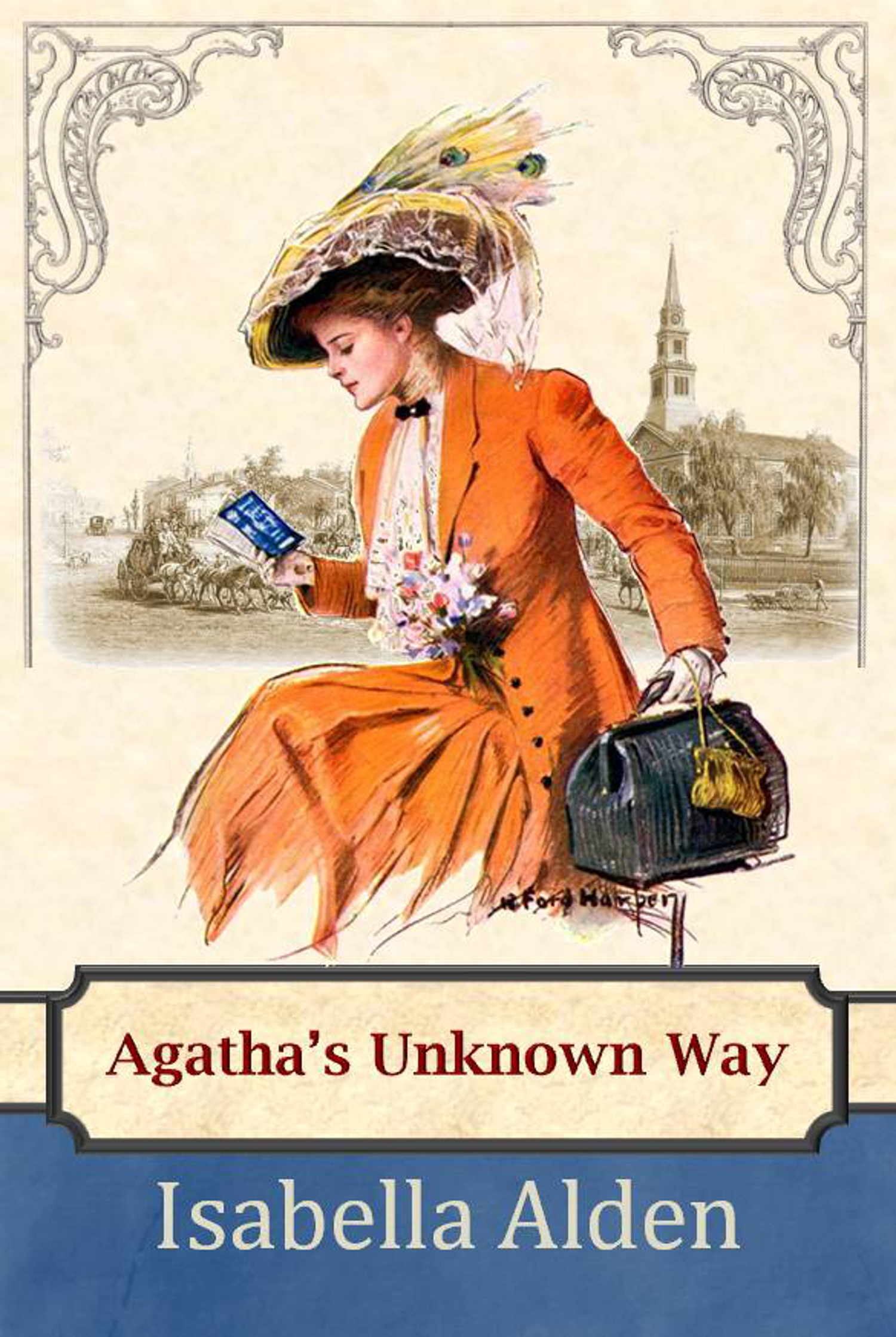 Image of Cover for Agatha's Unknown Way