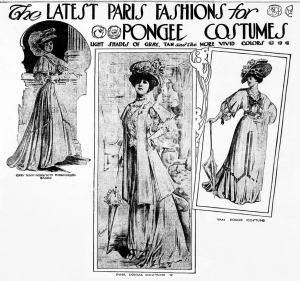 Click on the image to read the full fashion article from the May 26, 1907 edition of The Evening Star.