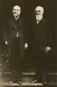 John Vincent and Lewis Miller