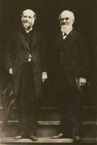 John Vincent and Lewis Miller