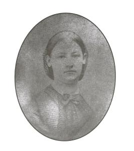 Undated photo of Theodosia Toll