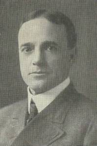 Billy Sunday in 1906