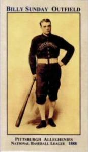Billy Sunday baseball