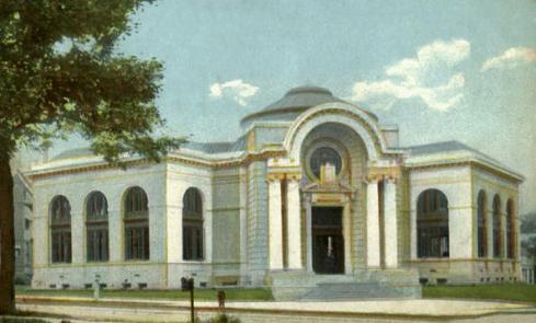Gloversville Library 1908