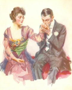 James Montgomery Flagg 1916 from Judge magazine