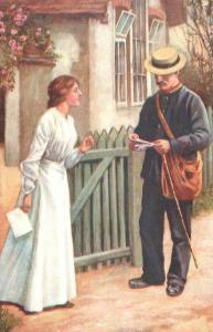 Postman 1909