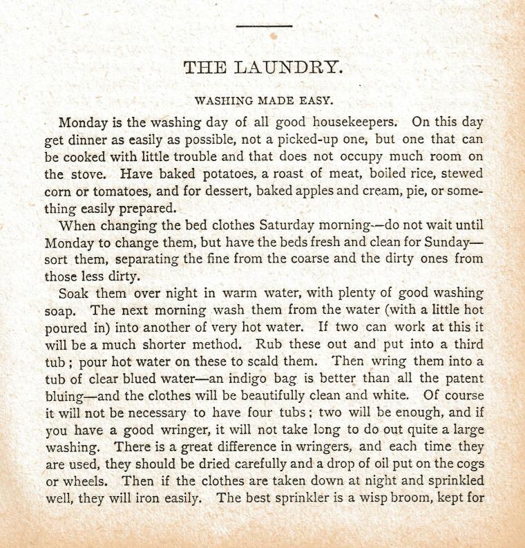 The Household pg 229 ed