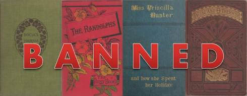 Banned Books - Pansy Covers