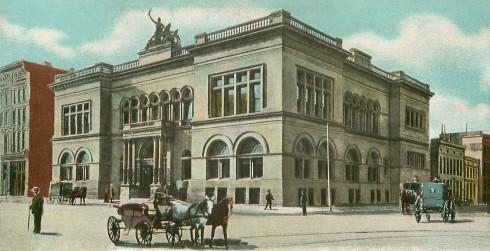 Indianapolis Public Library, 1905