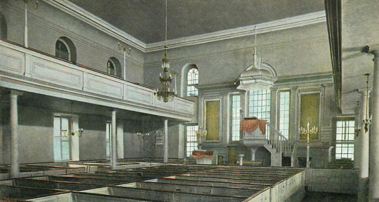 Interrupted Christ Church Alexandria VA 1907 ed