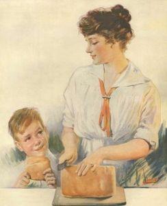 Kitchen-Flour ad 1910 ed