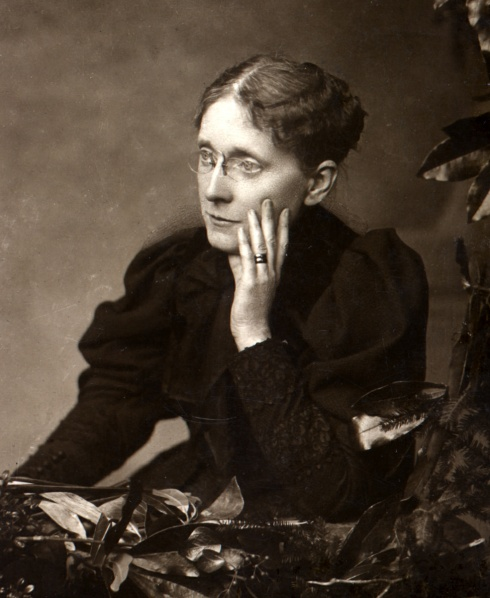 Frances Willard in an undated photo
