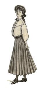 Doris Farrand fashion 1907 06