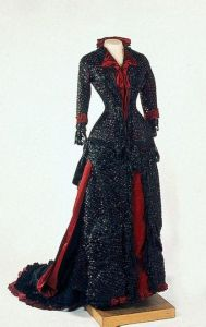 Ruth Erksine black dress