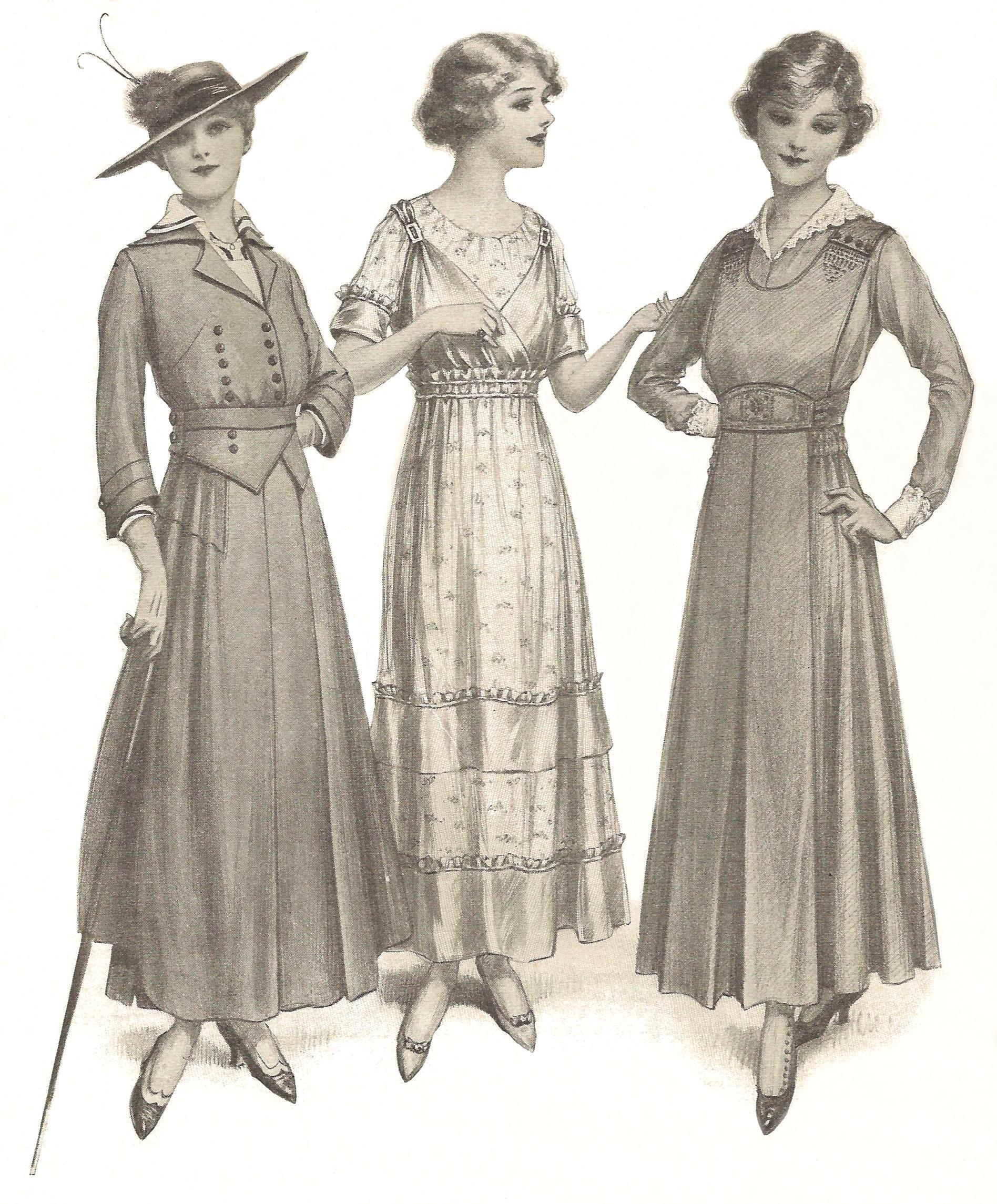 1915 Fashion – Isabella Alden