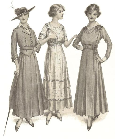 Young Womens Fashion 1915 v3