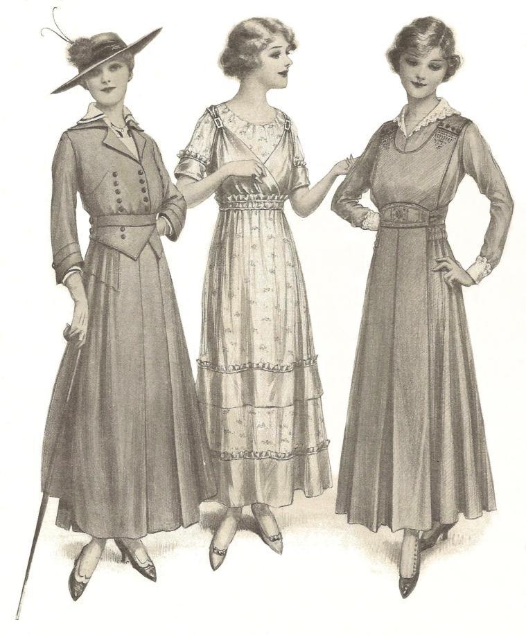 Young Womens Fashion 1915 v3