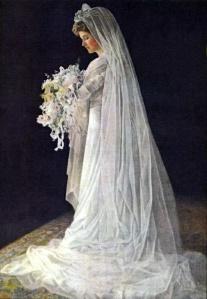 Bride 1911 ed left