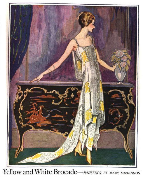 From Woman's Home Companion, October 1922