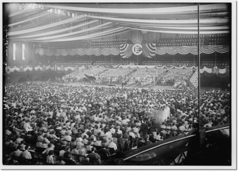 A Christian Endeavor Convention, 1921