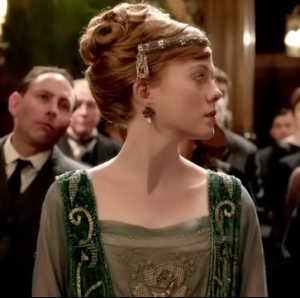 Lavinia Swire, Downton Abbey
