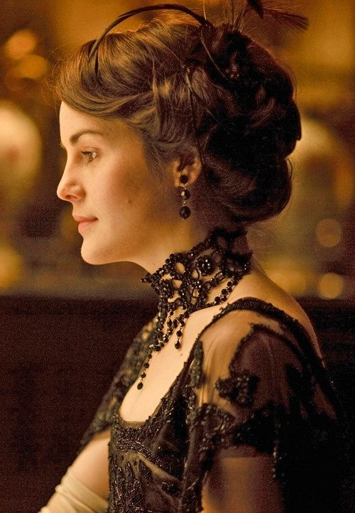Downton Abbey Hair Styles | Isabella Alden