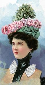 Bonnet 02 The Delineator Apr 1900