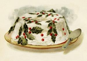 Food fruit cake 1922 ed