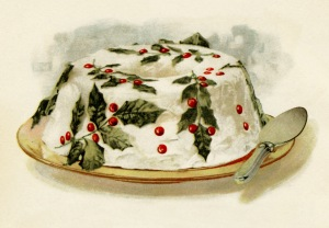 Food fruit cake 1922 ed