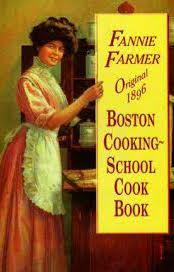 An 1896 cook book