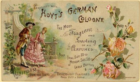 Hoyts German Cologne 1890