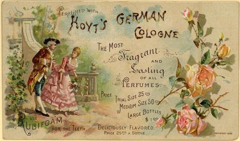 Hoyts German Cologne 1890