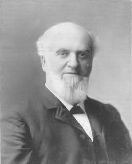 Lewis Miller, inventor and co-founder of the Chautauqua Institution.