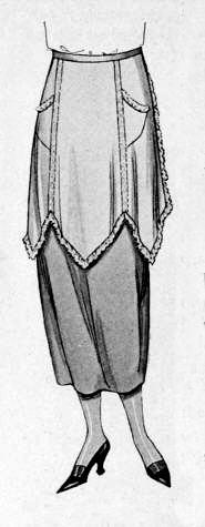 Apron 1922
