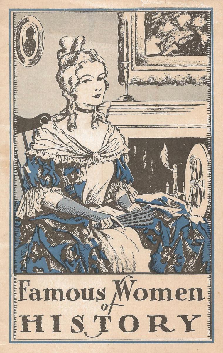 Lydia Pinkham Famous Women of History Cover